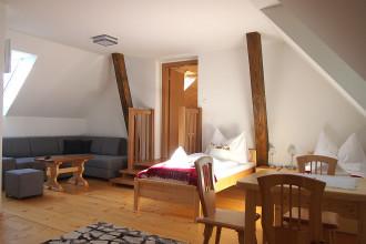 Ubytovanie - apartmán Telgárt