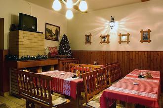 Reštaurácia, pizza, denné menu Telgárt