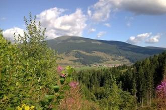 Krásna príroda v Telgárte